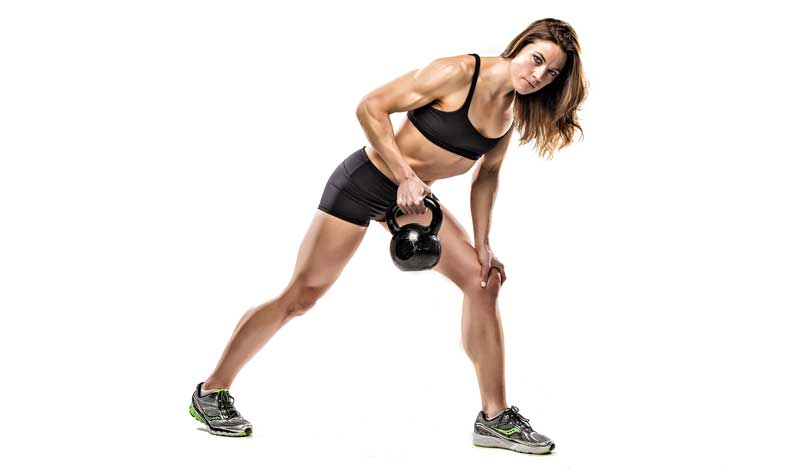 Maria is a personal trainer with high recommendations.